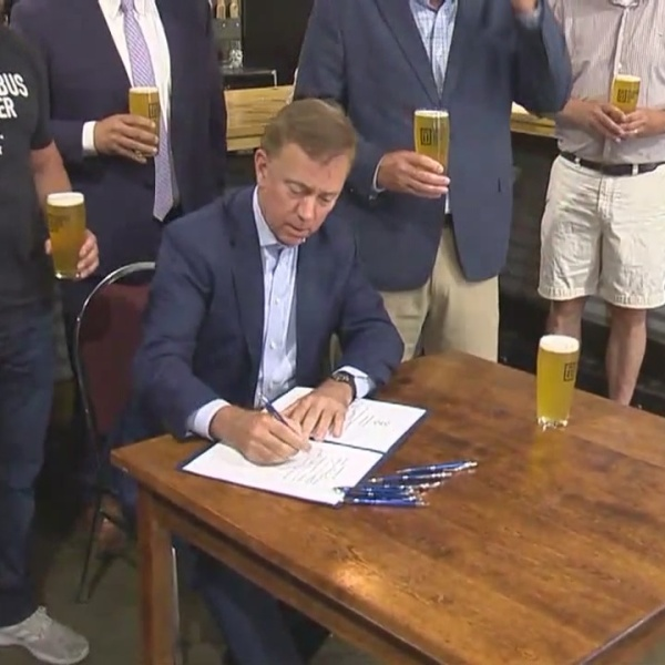 Gov. Lamont signs bill allowing craft breweries to sell more beer