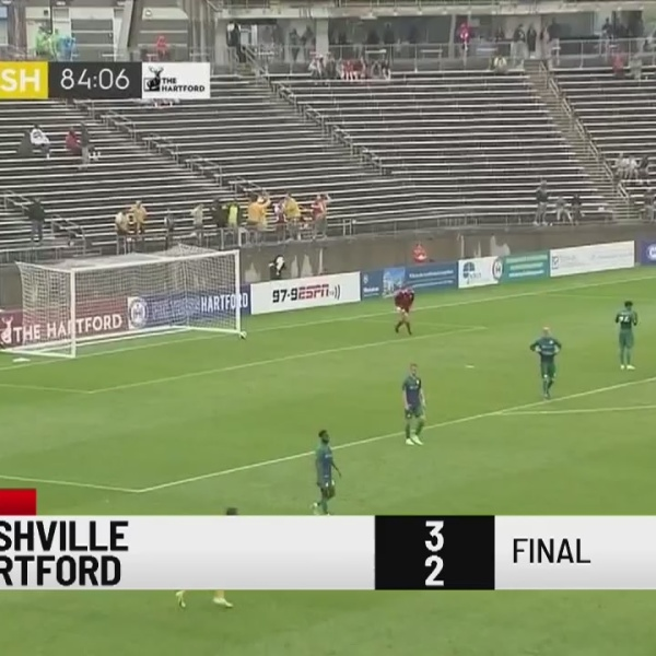 Hartford Athletic vs. Nashville SC