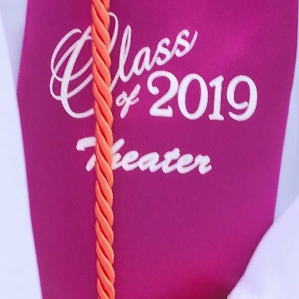 High School seniors celebrate graduation day at Shubert Theater