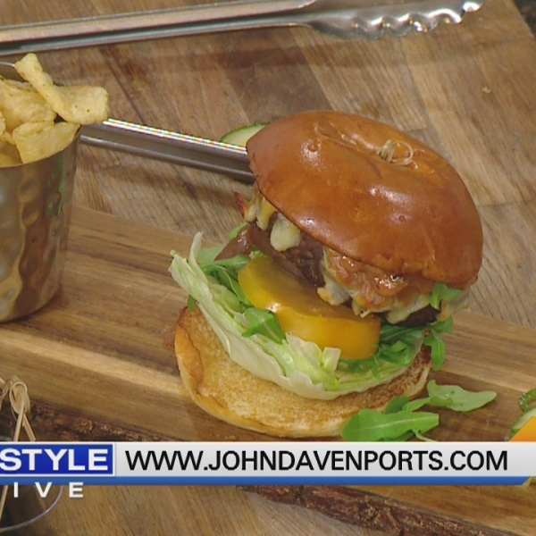 In The Kitchen: Today's Living Local Deal is to John Davenport's!