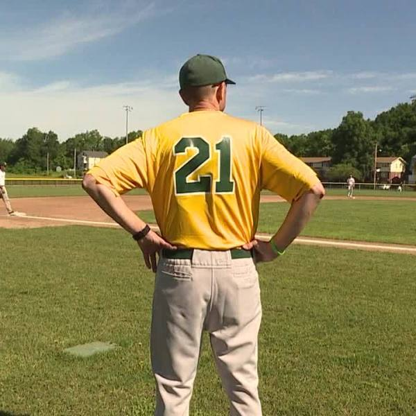 Legion baseball Coach Guarino looking to win championships and his newfound cancer battle
