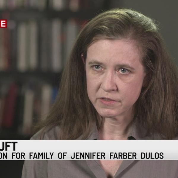 "Spokesperson for Jennifer Dulos' family to appear on GMA in response to ""Gone Girl"" statement"
