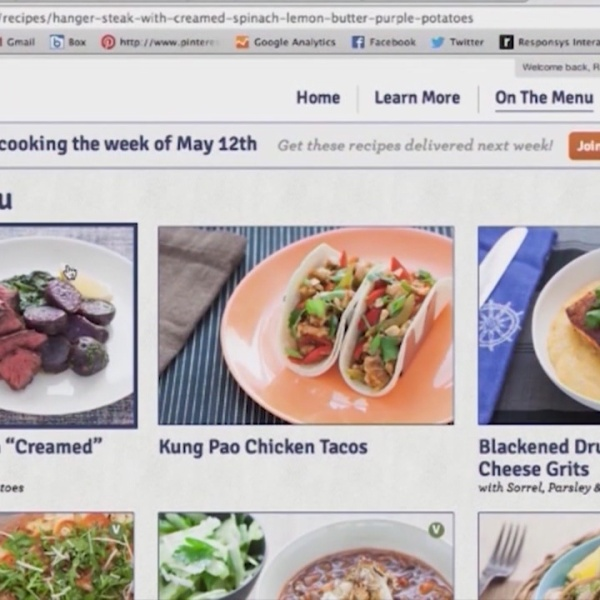Stretch Your Dollar: Buying groceries online