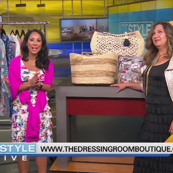 The Dressing Room Boutique helps you pack for a summer vacation!