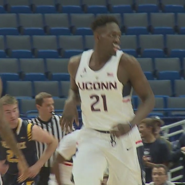 UConn's Diarra done playing basketball due to injury, to become student assistant coach