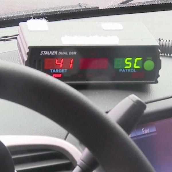 Waterbury police crackdown on speeding