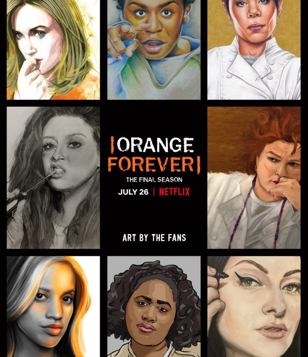 Nfa Alum Will Have Orange Is The New Black Drawing