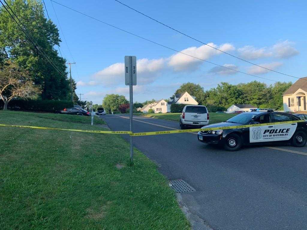 Police investigating fatal motorcycle, 2-car crash in Waterbury