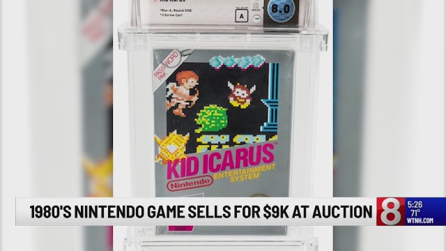 Man Finds Rare NES Game In Attic, Sells It For $9000
