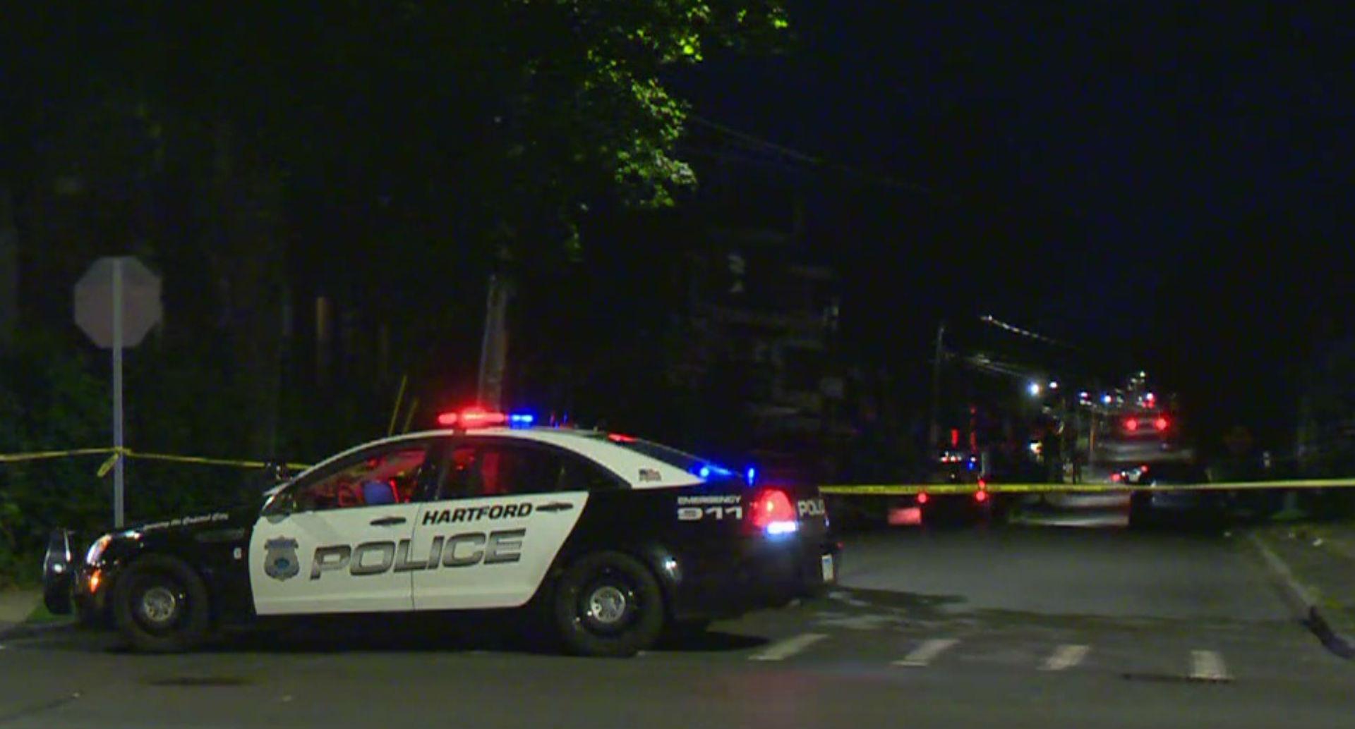 Police investigate after 2 men shot in Hartford | WTNH com