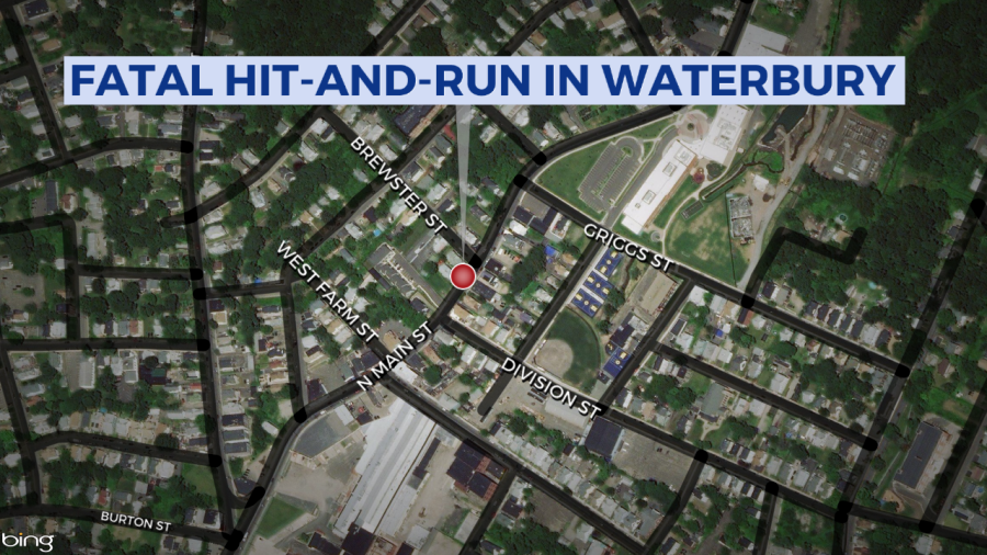 Waterbury police looking for suspect of fatal hit-and-run