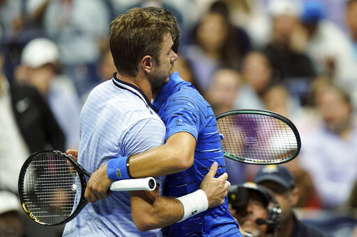 Defending Champ Djokovic Out Of Us Open With Bad Shoulder Wtnh Com