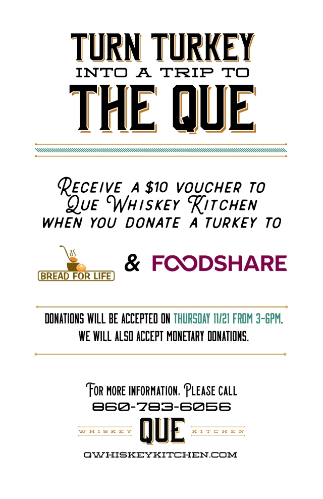 Que Whiskey Kitchen