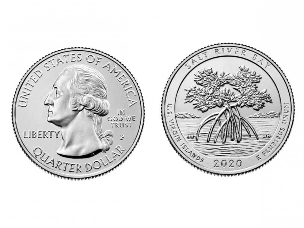 1st America the Beautiful quarters of 2020 features a ...