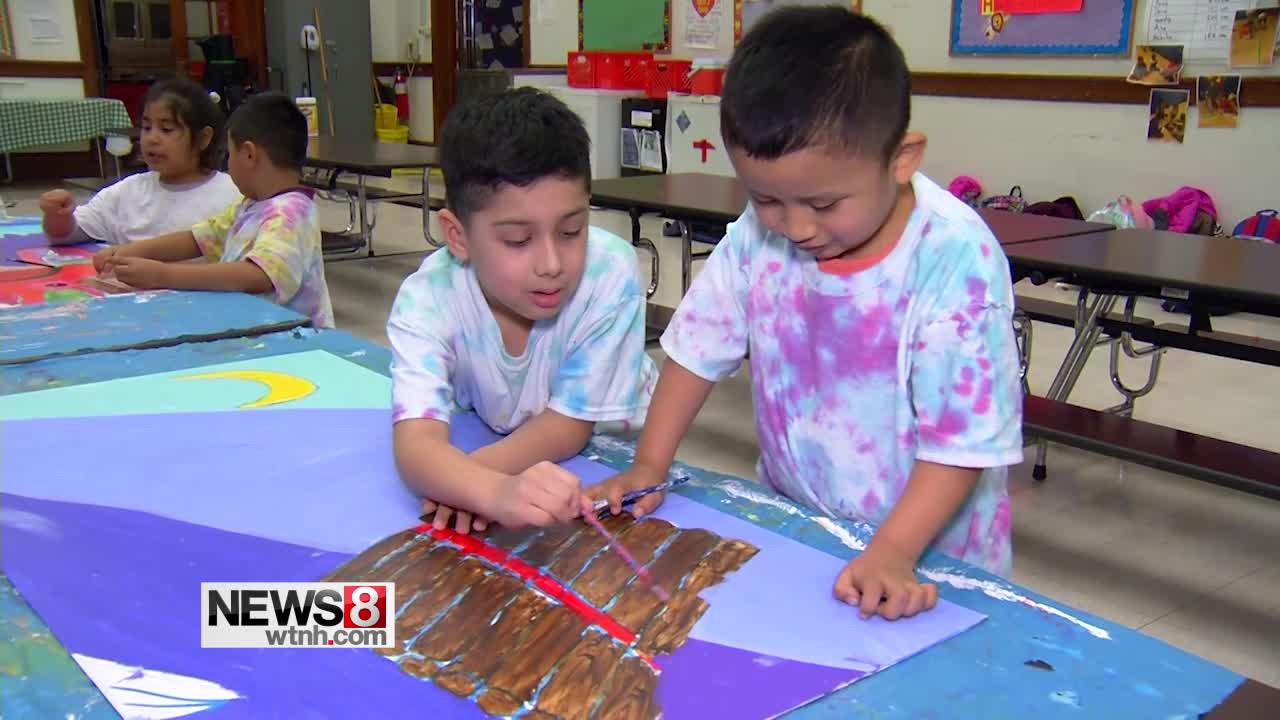 Connecticut Families Extra: Preparing for preschool and closing the learning gap