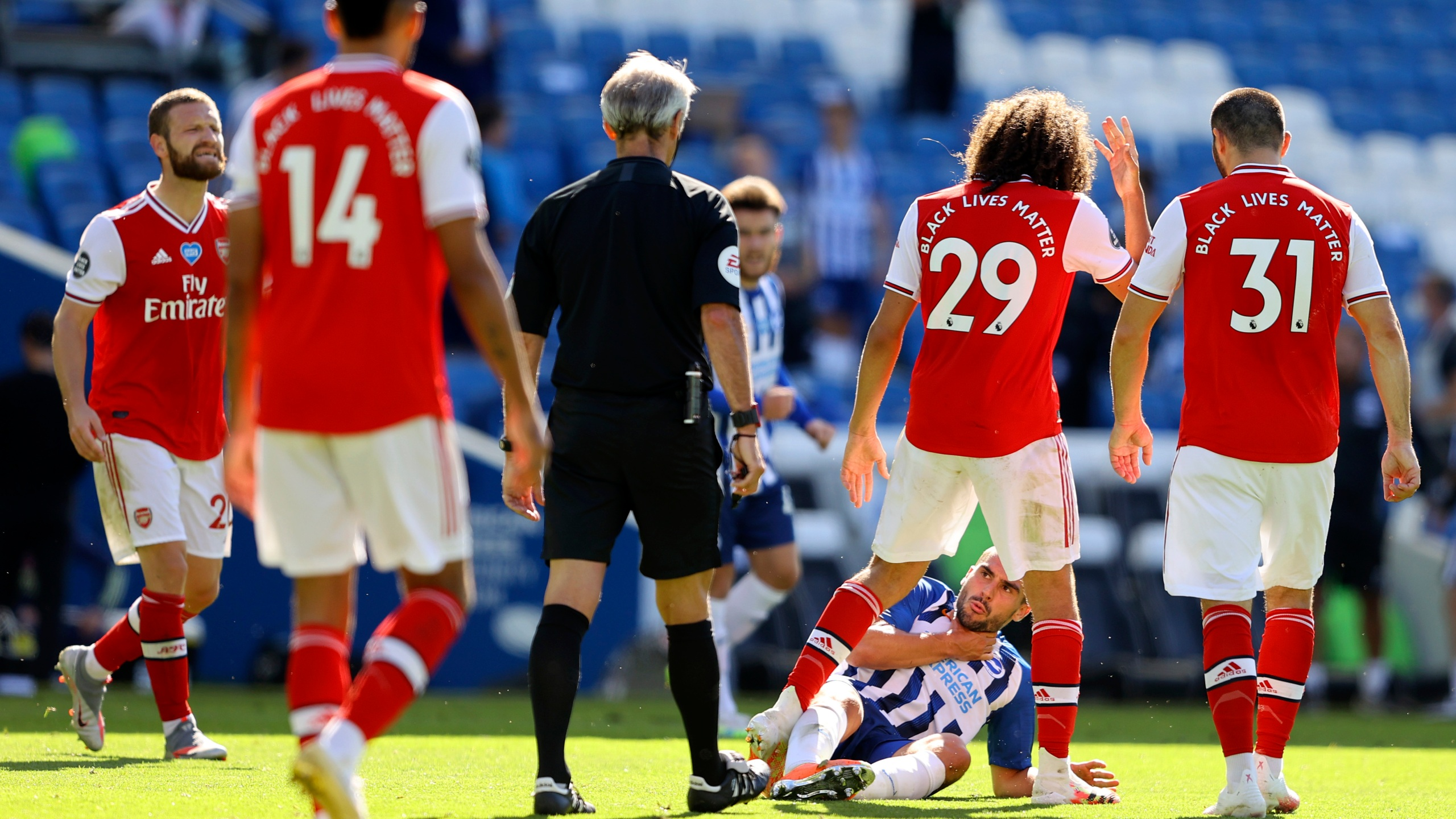Another Loss Another Injury Arsenal Struggles On Pl Return