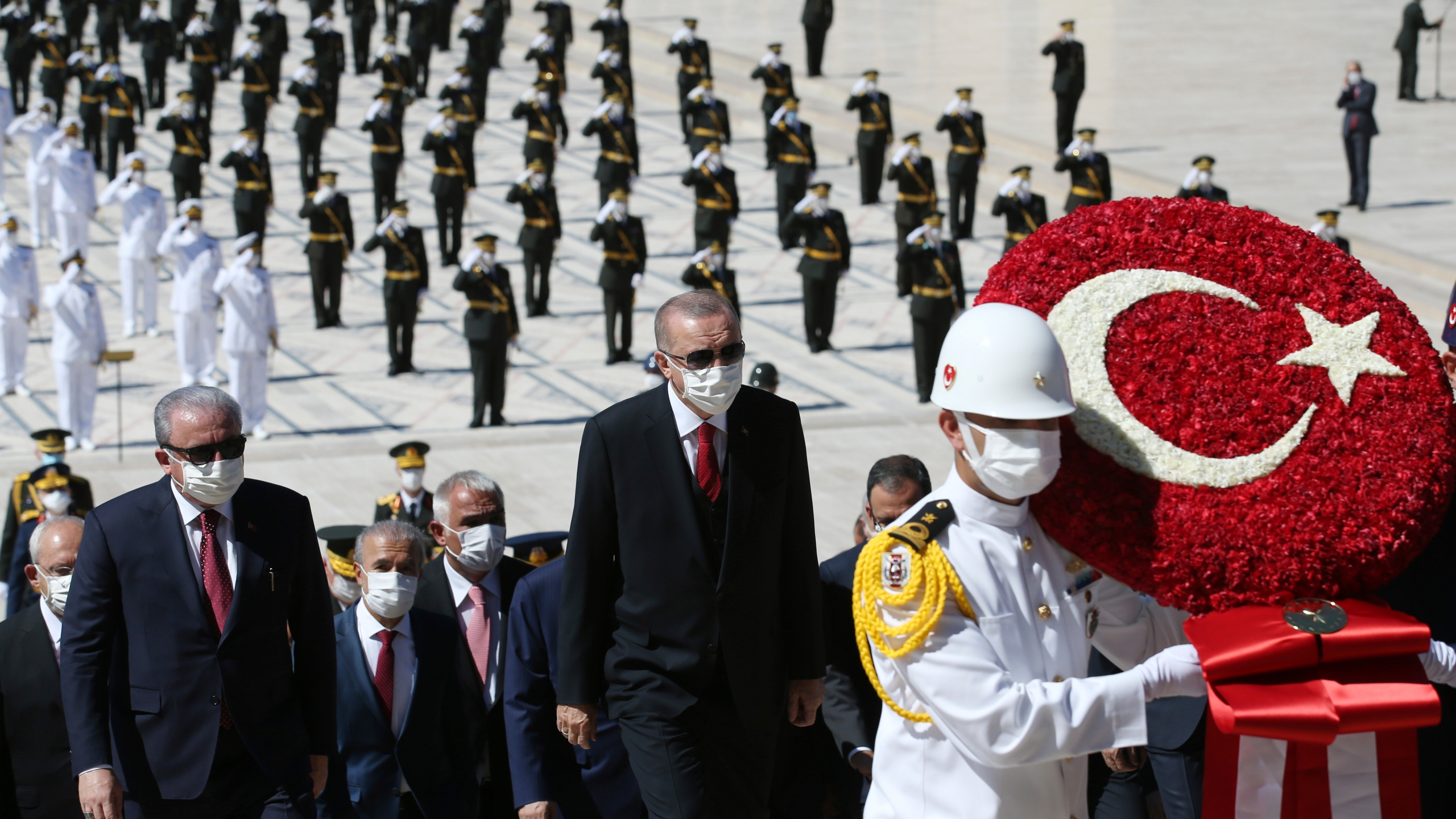 Turkey Marks 1922 Victory Over Greece Amid Med Tensions Wtnh Com