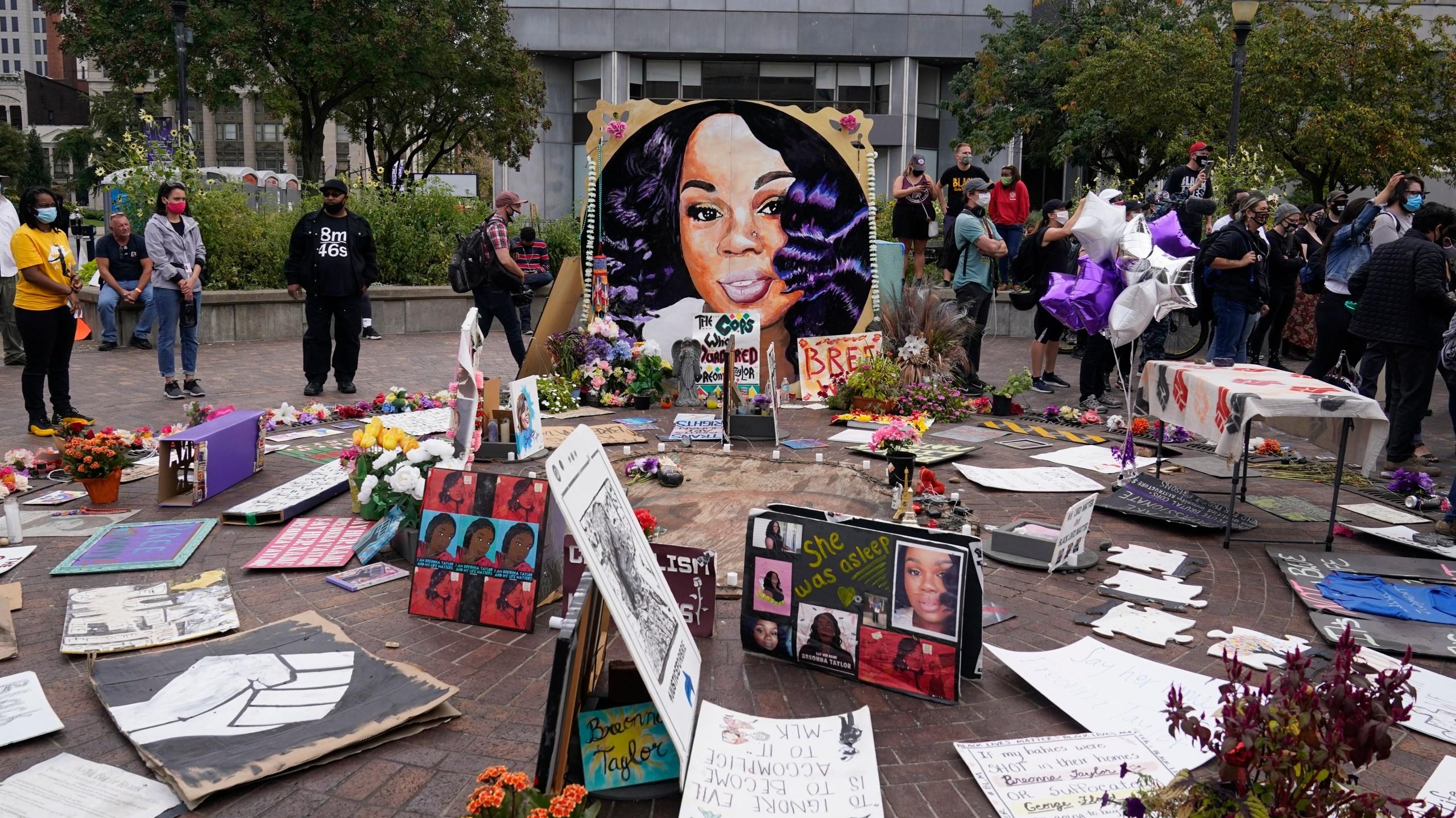 Grand Jury Audio Details Raid That Killed Breonna Taylor Wtnh Com