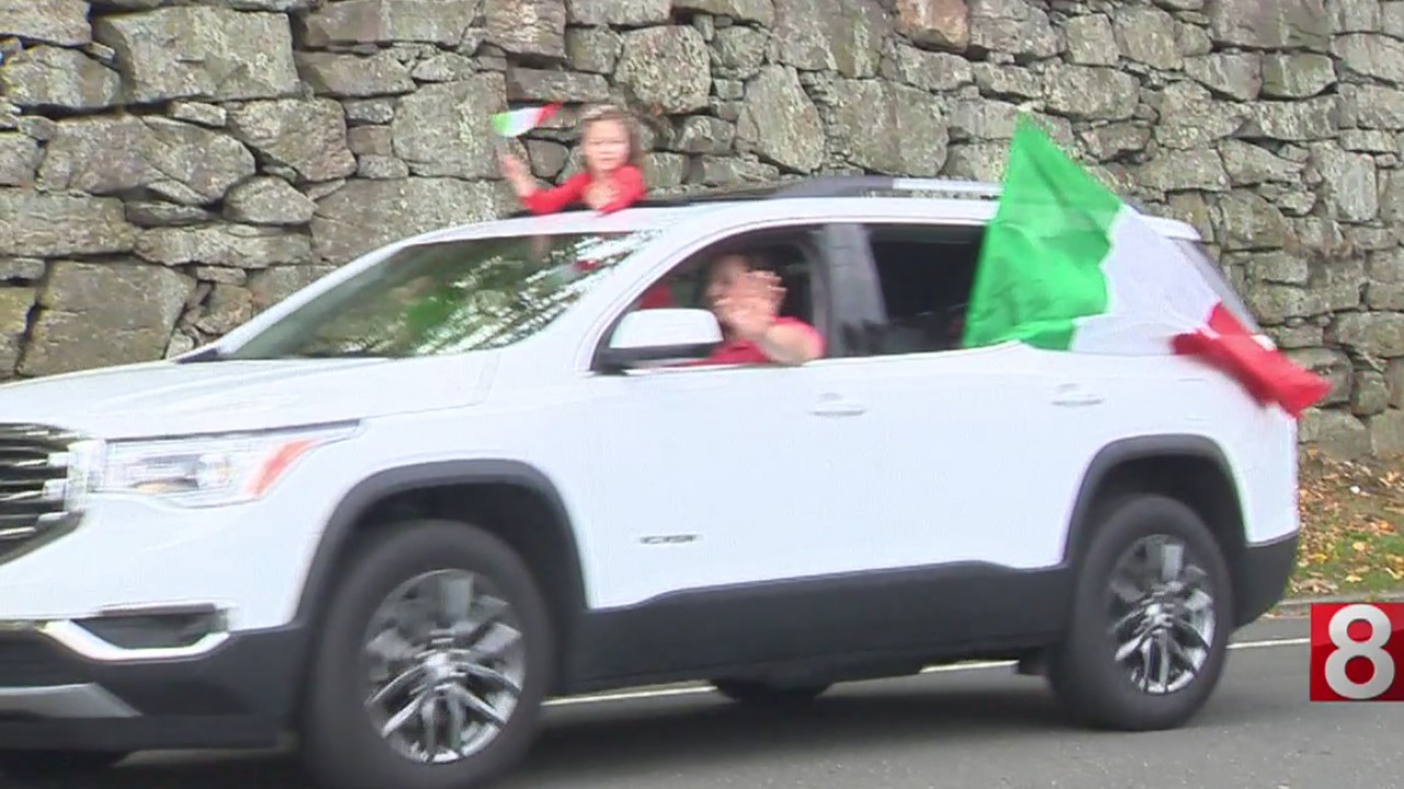 Shelton holds annual Columbus Day parade - WTNH.com