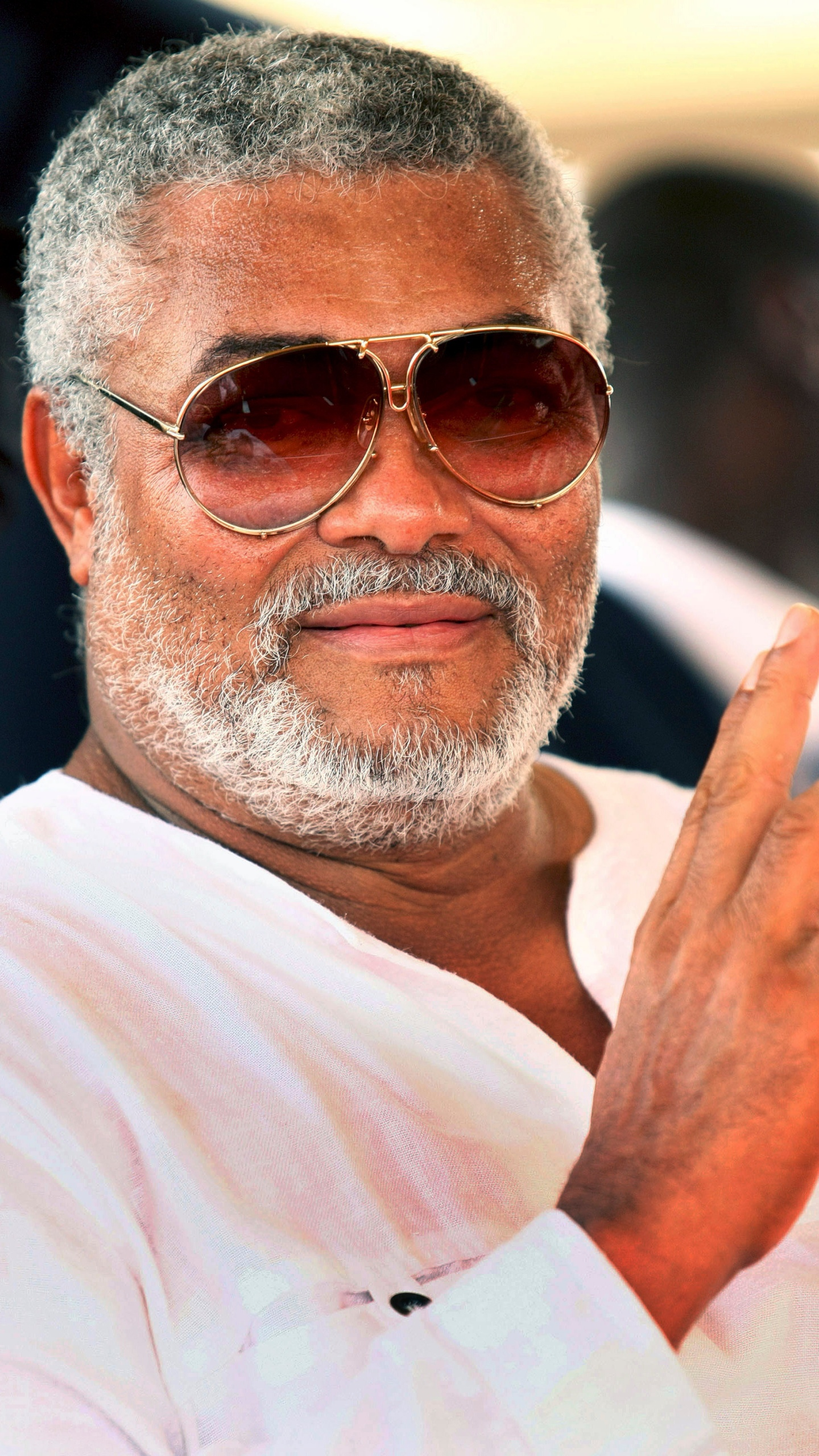 Jerry Rawlings, Jerry John Rawlings