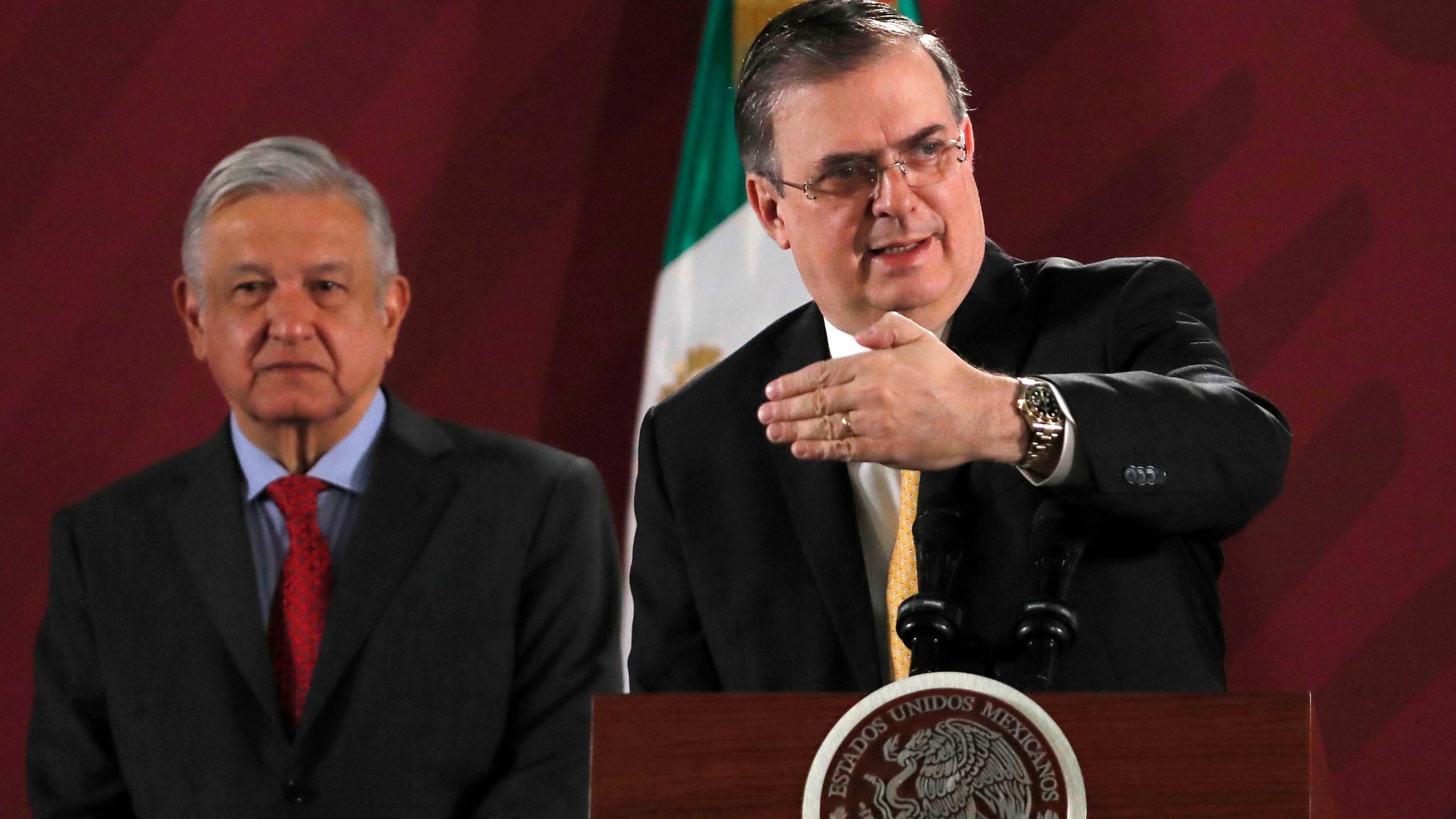 Andres Manuel Lopez Obrador, Marcelo Ebrard